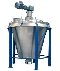 Вертикальный смеситель для сыпучих материалов